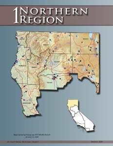 Del Norte, Humboldt, Lassen, Mendocino, Modoc, Shasta, Siskiyou, Tehama and Trinity counties