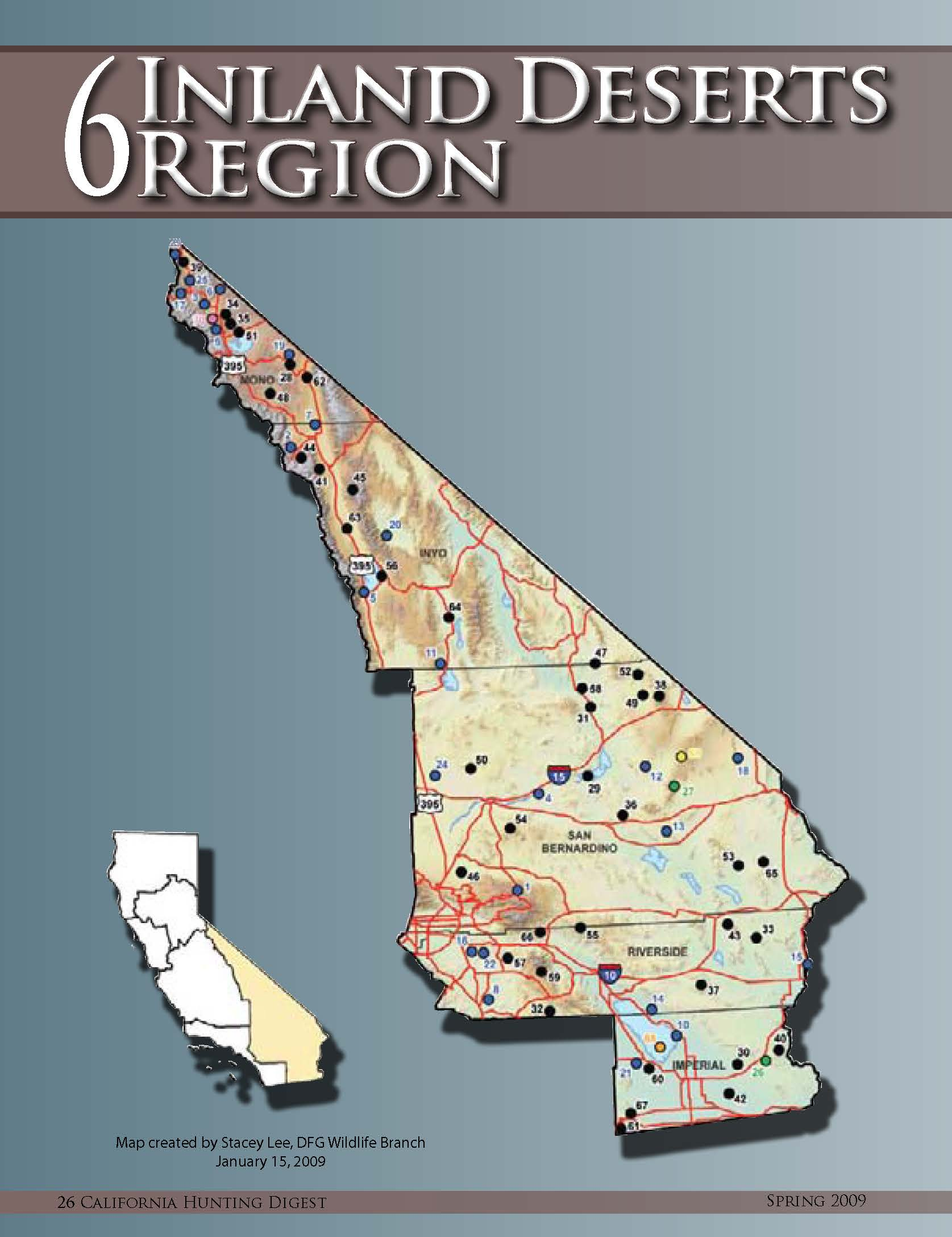 Bureau of Land Management Areas | We've moved to www