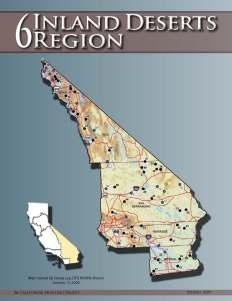 Imperial, Inyo, Mono, Riverside and San Bernardino counties