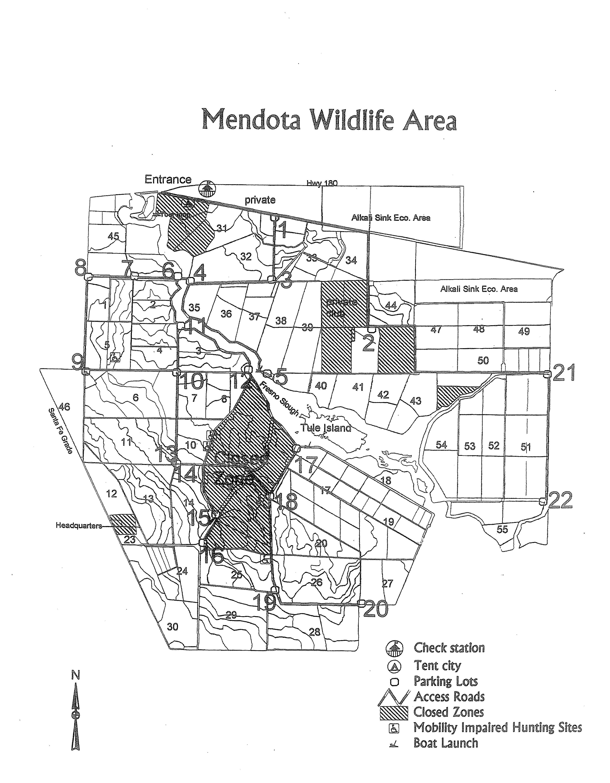 mendota wildlife area we ve moved to org mendota wildlife area water map