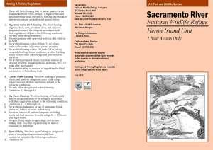 Sacramento River NWR Heron Island Brochure 2009(1)_Page_1