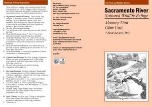 Sacramento River NWR Mooney Ohm Brochure 2009(1)_Page_1