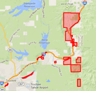 Truckee River Wildlife Area | We've moved to www LegalLabrador org