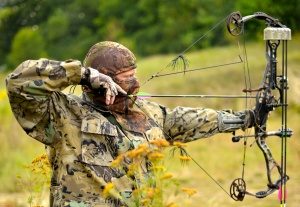 Archery (bow and arrows) during the California turkey hunting seasons.