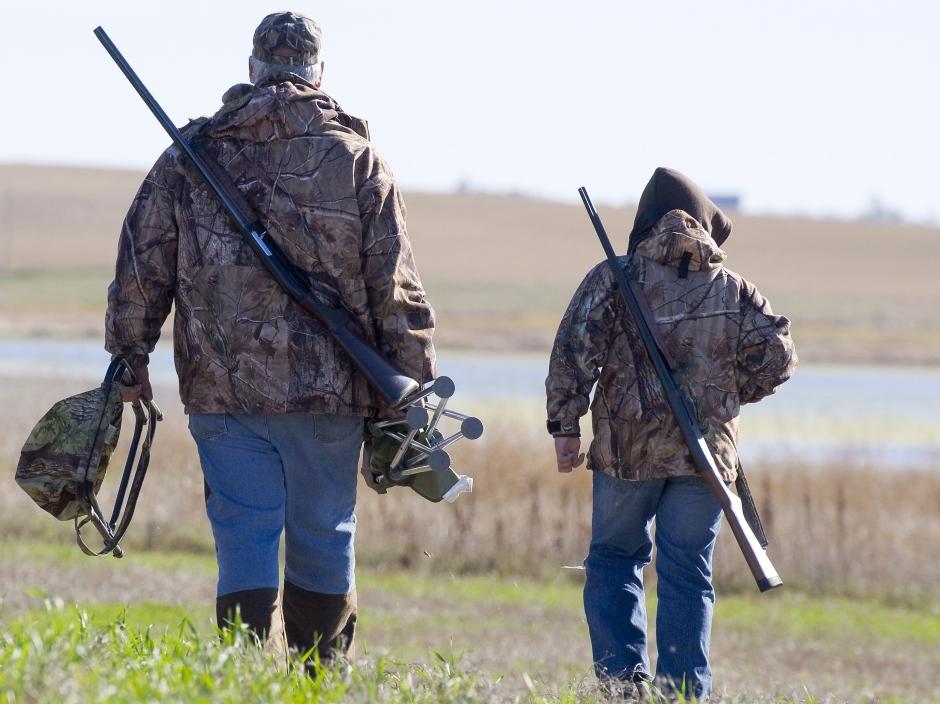 California hunting website.