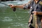 Sport fishing in California