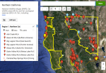 Northern California hunting maps.