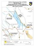 Cedar Roughs, Lake Berryessa, Putah Creek, and Rector Res WLA